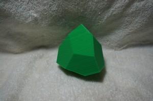 五角三四面体